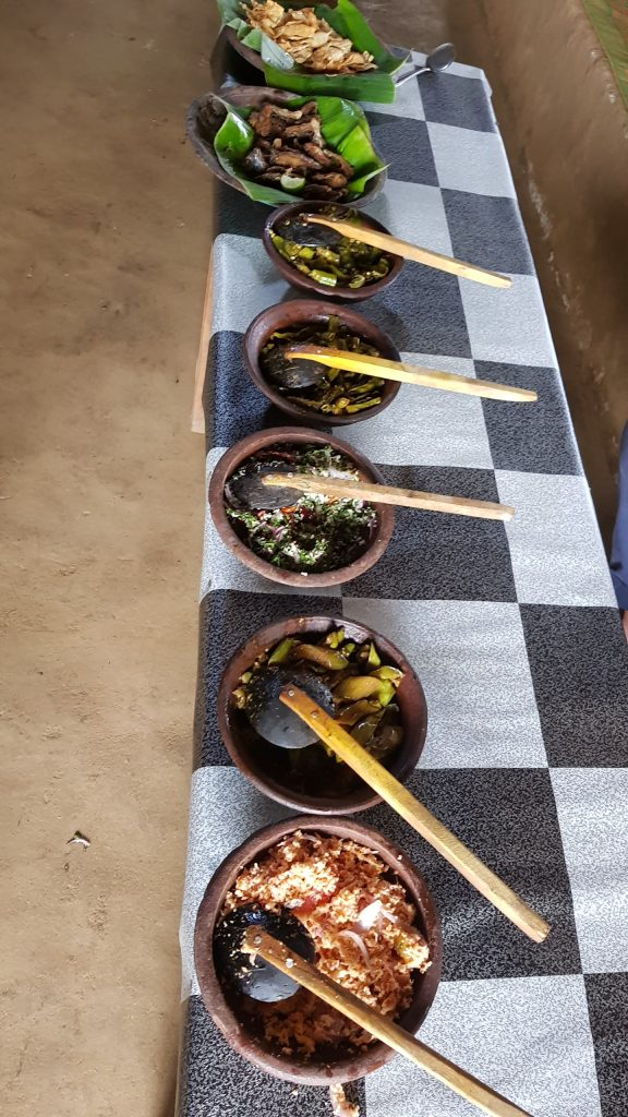cuisine traditionnelle sri lanka