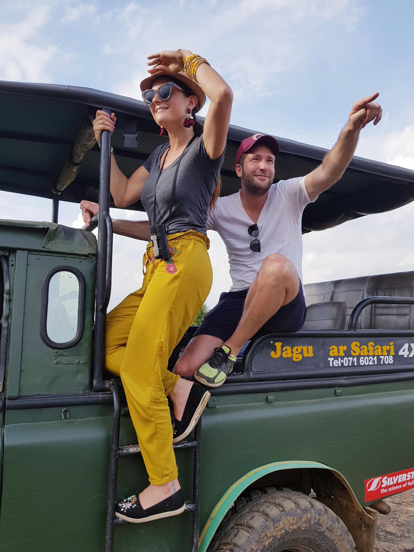 SRI LANKA Stop N°4: La réserve naturelle de Uda Walawe