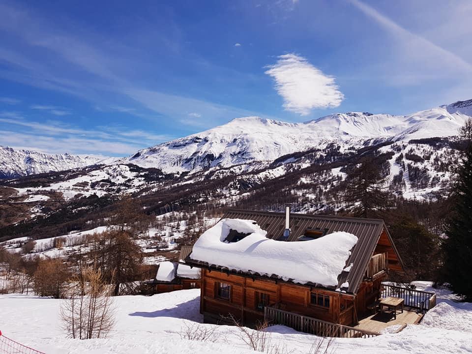 Un séjour en famille en UBAYE dans les Alpes