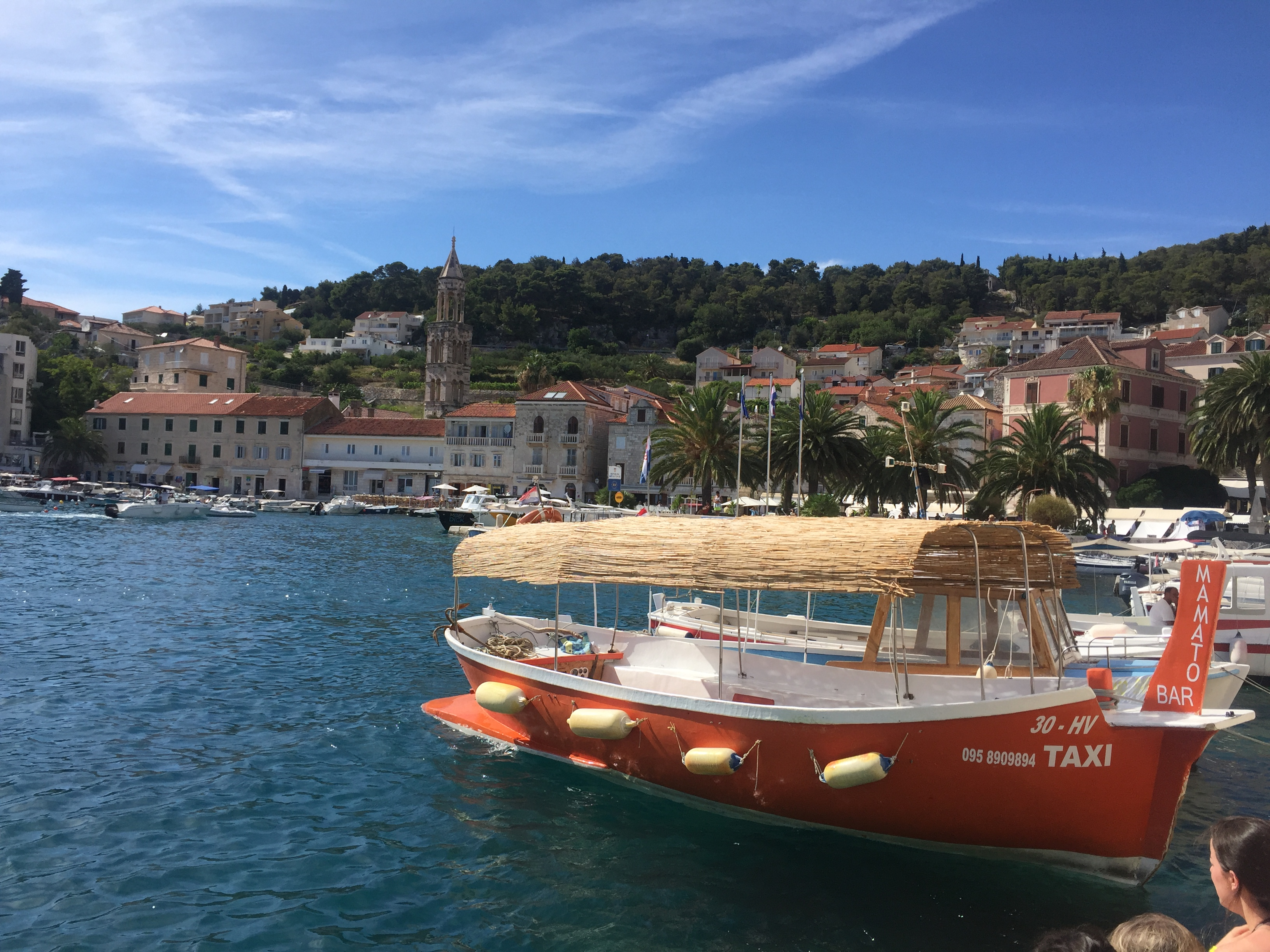 Hvar: Le St-Tropez Croate!