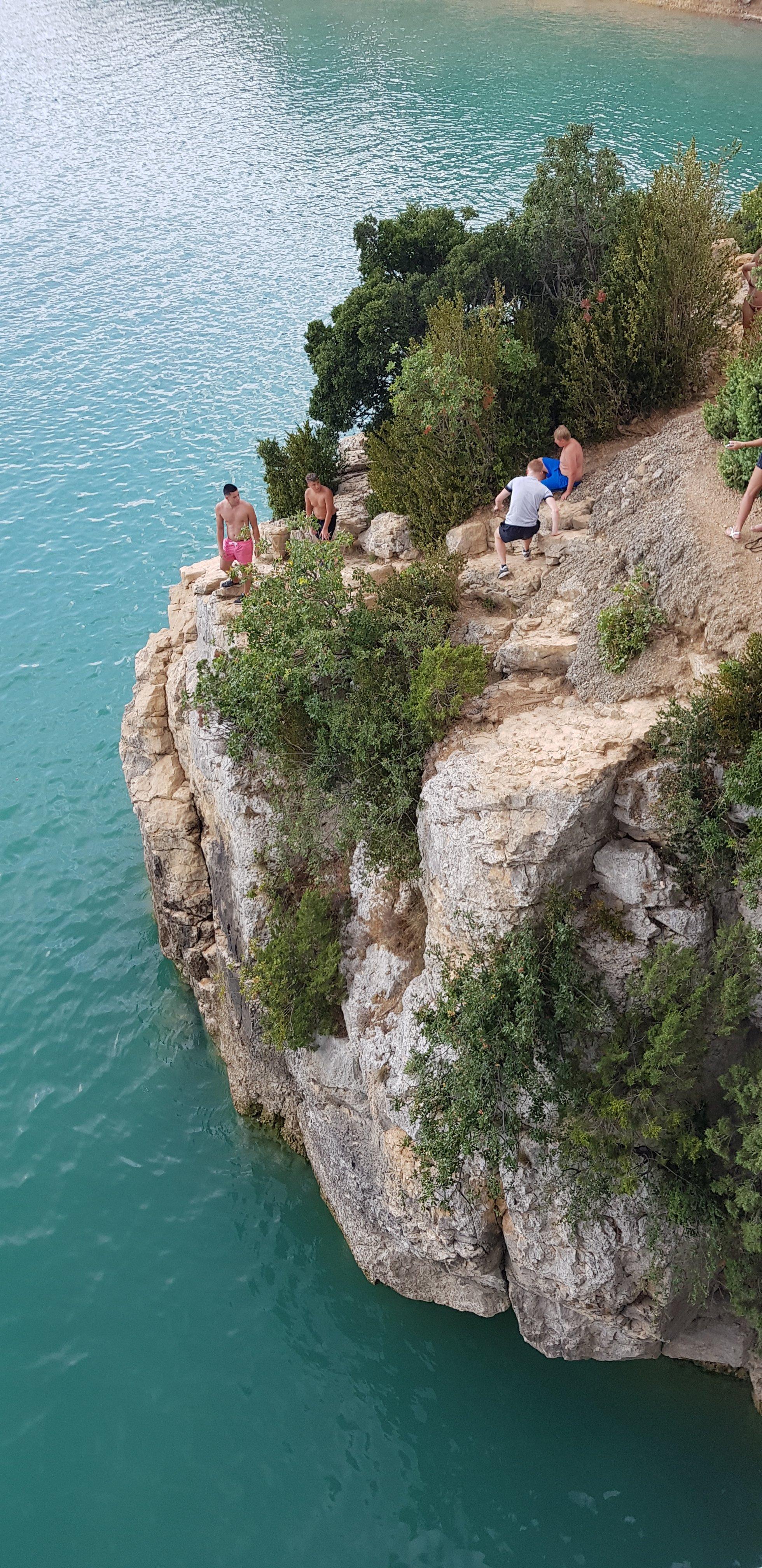 lac sainte croix gorges du verdon