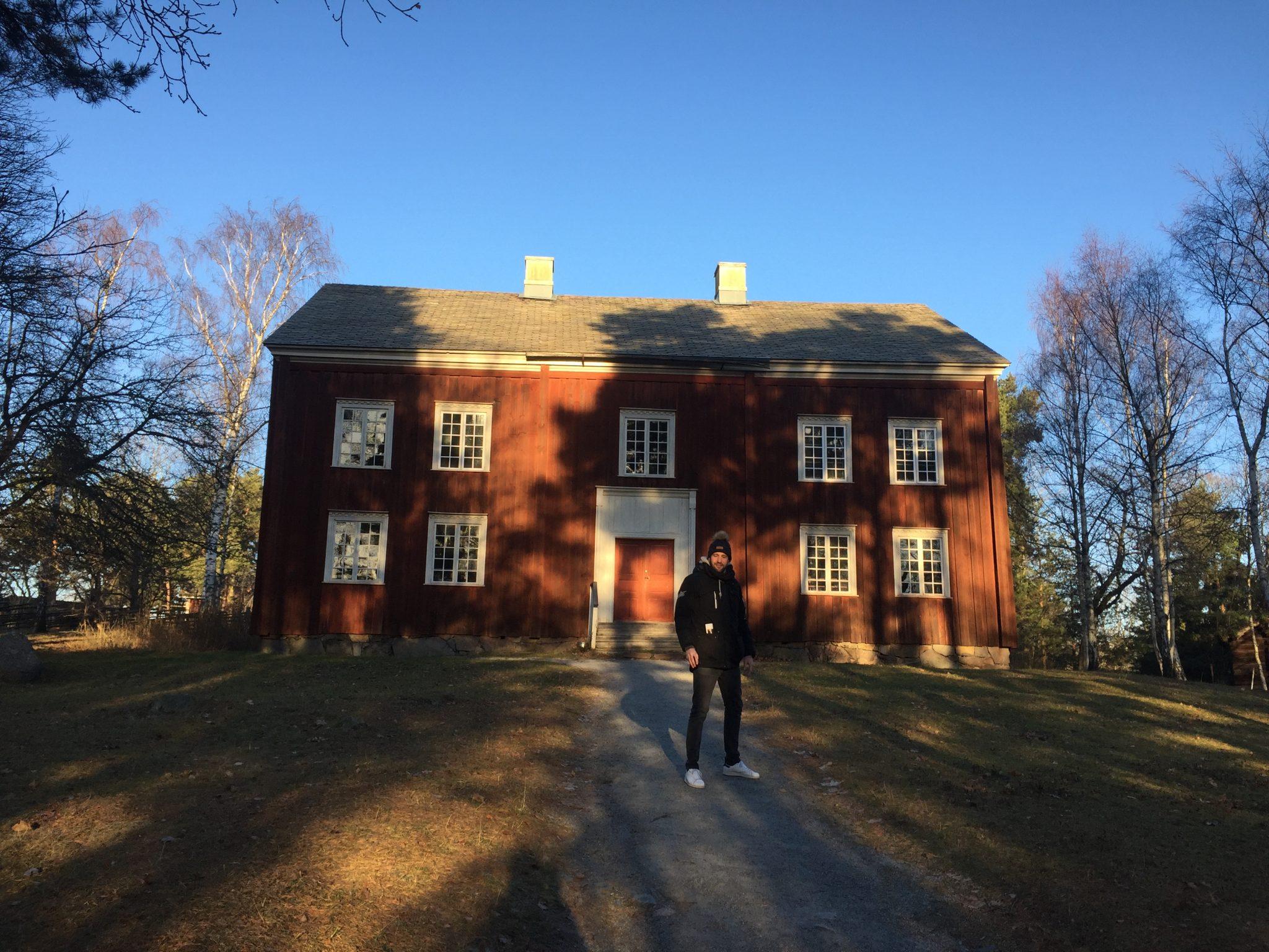 STOCKHOLM: L'île de Djürgarden et ses lieux insolites