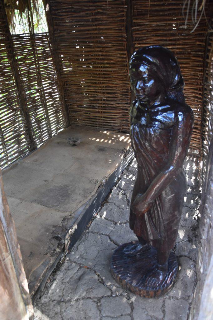 martinique savane des esclaves village kalinago