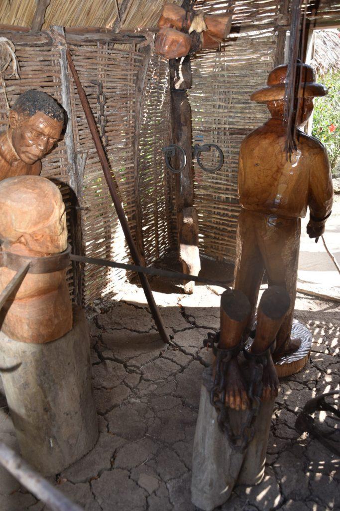 martinique savane des esclaves instruments de torture