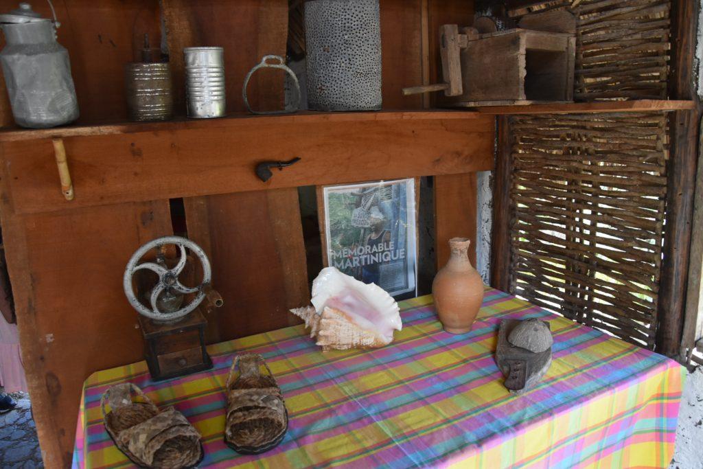 visite savane esclaves Martinique