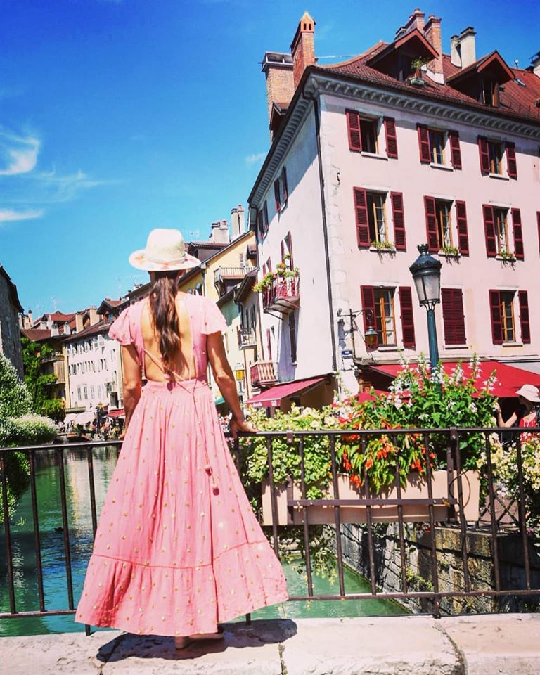 Idée weekend en famille: la visite d'Annecy