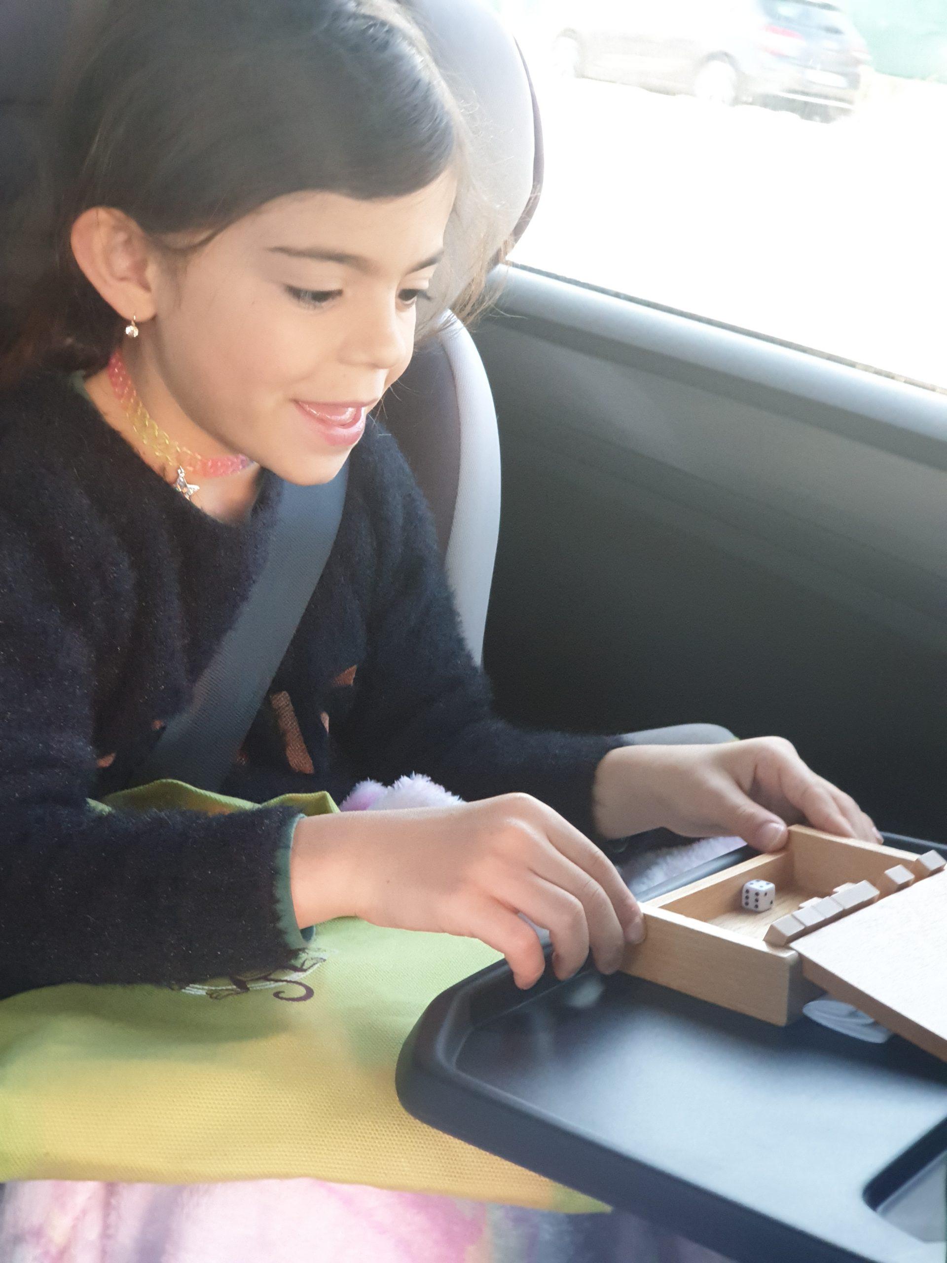 Comment occuper ses enfants lors d'un long trajet sans écran ?