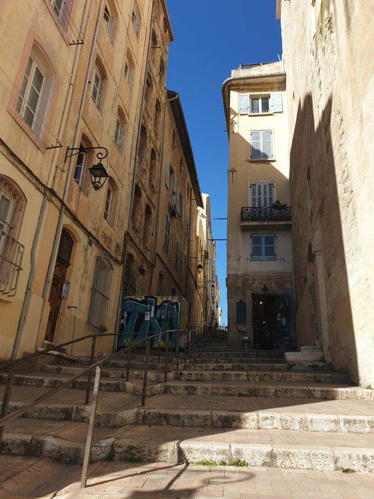 visiter le panier Marseille