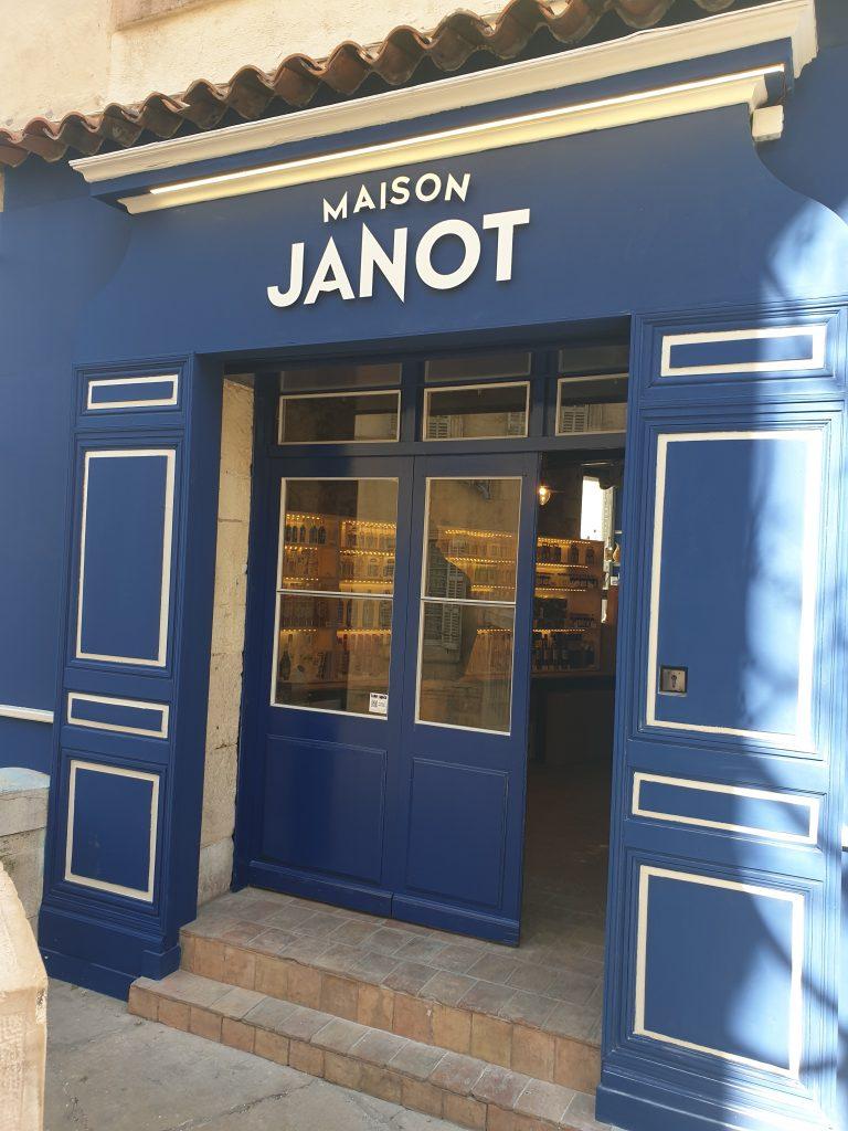 visiter le panier Marseille boutiques