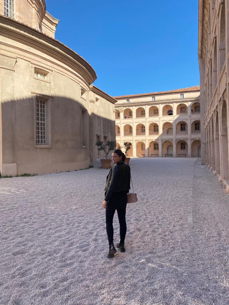 visiter le panier Marseille la vieille charité