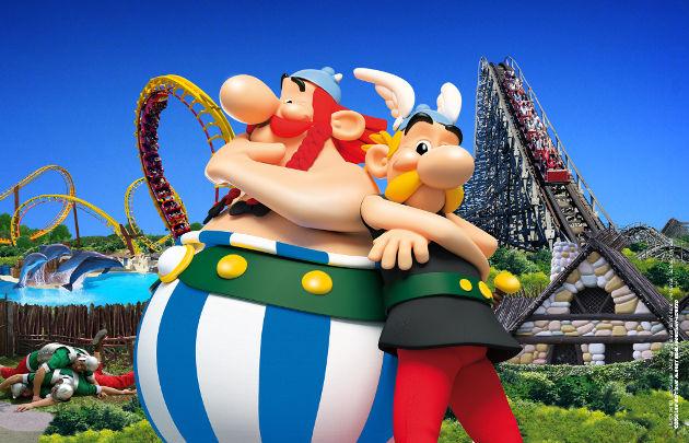 Parcs d'attractions en France à faire en famille : Notre TOP 10