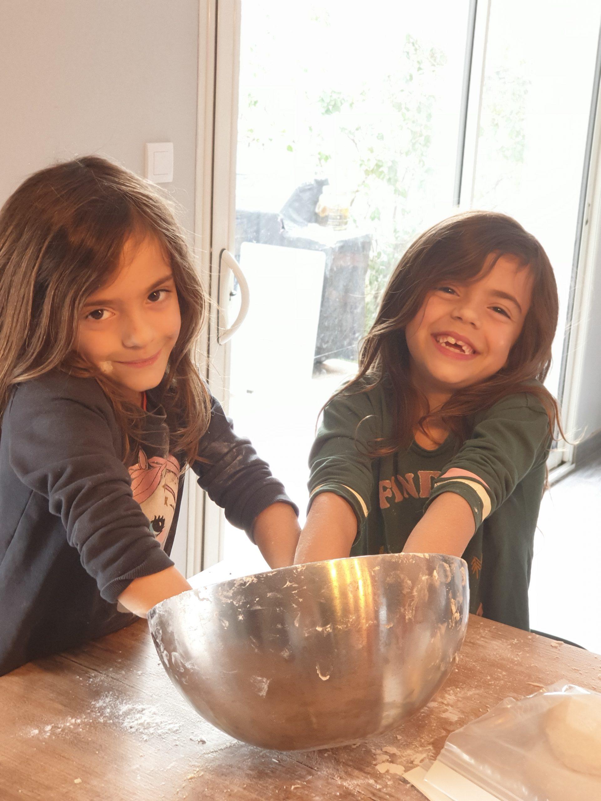Nos idées de recettes de cuisine faciles et ludiques à faire avec les enfants