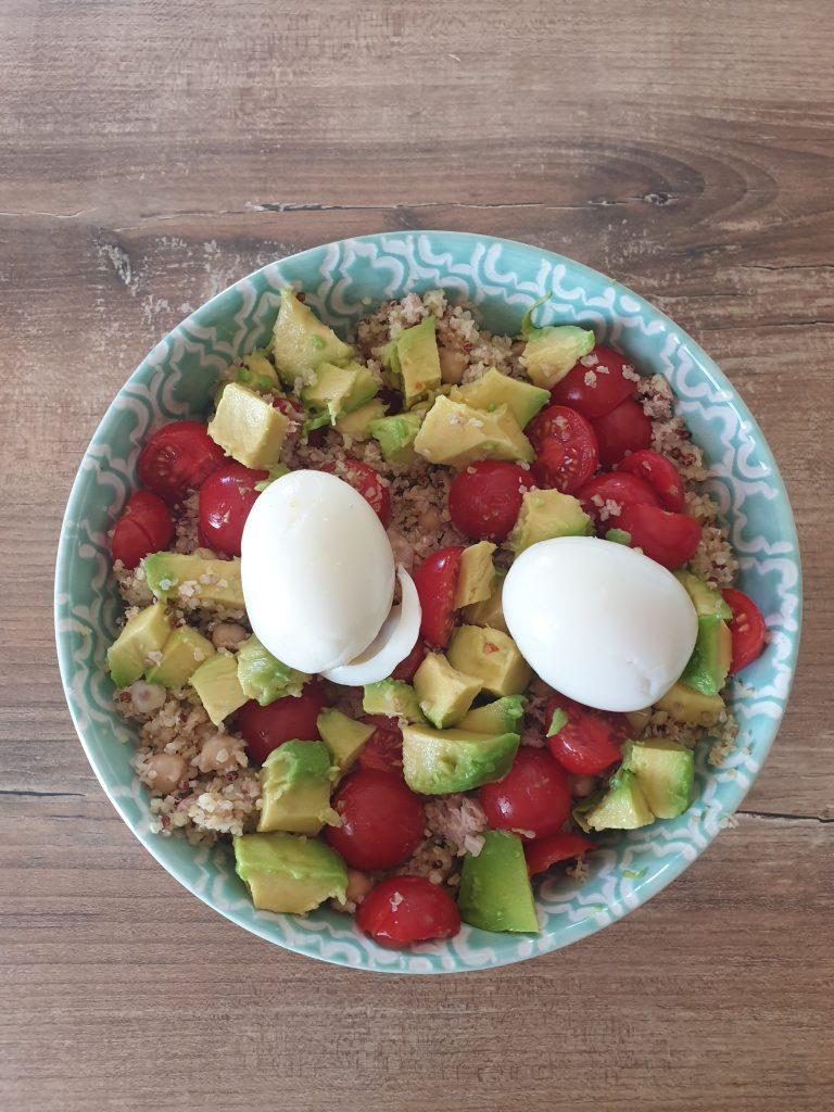 salade composée cuisine en famille