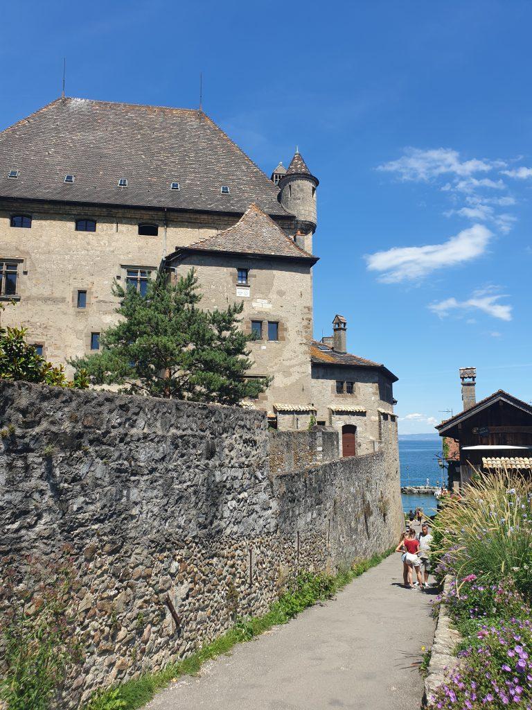 château yvoire haute savoie