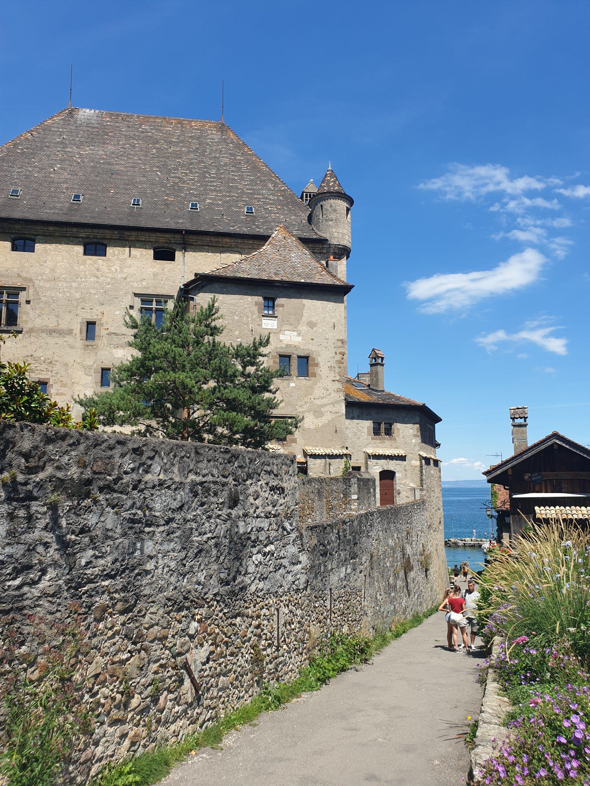 Yvoire: Visiter ce beau village médiéval de Haute-Savoie
