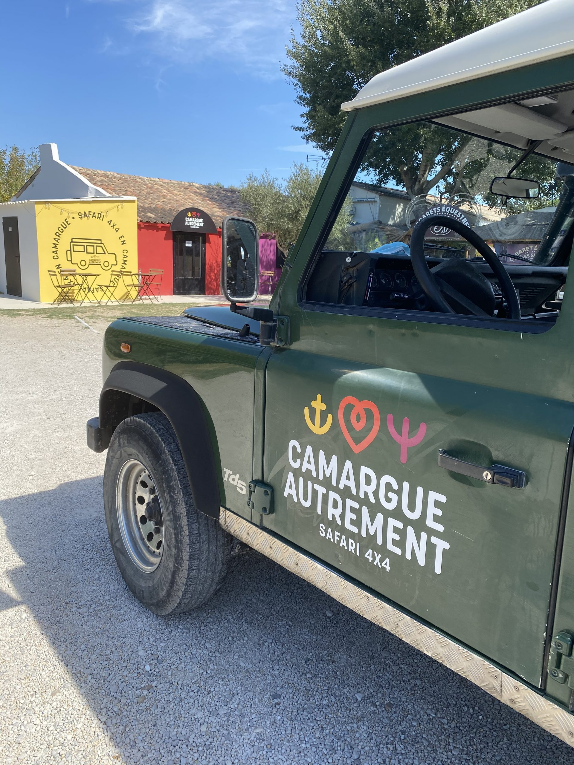 Safari en 4×4 dans la petite Camargue gardoise