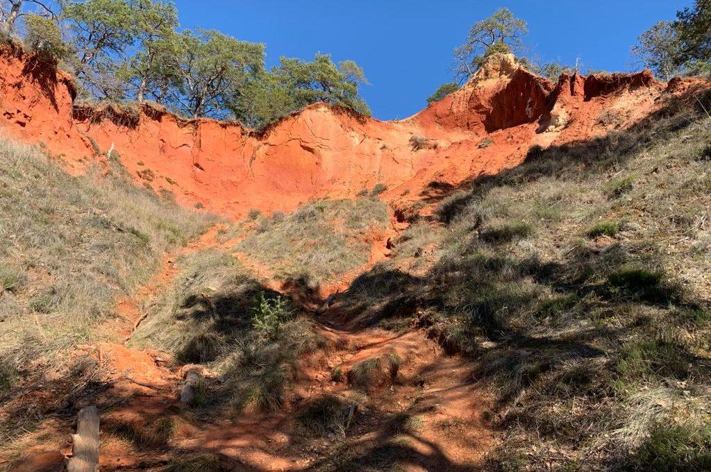 Le Colorado provençal de Rustrel dans le Luberon