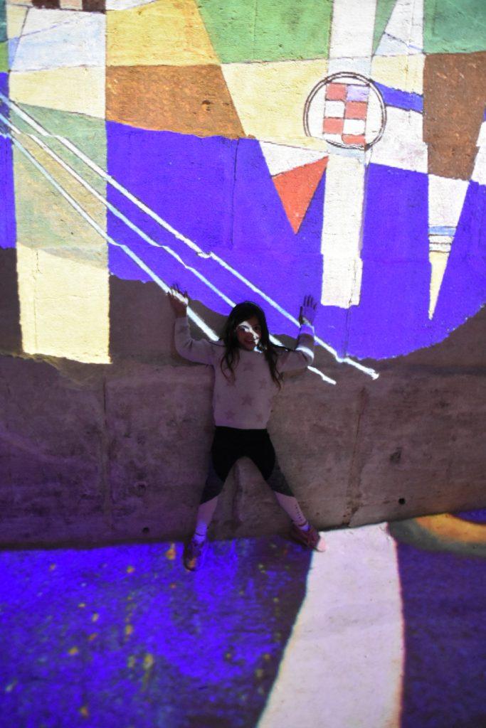 exposition Kandinsky les carrières de lumière